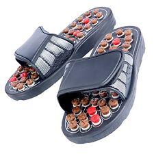 Reflexology Sandals Foot Massager Slipper Acupressure Shoes Magnetic Function