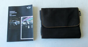 Genuine MINI Owners Handbook Case / Wallet / Book Pack for R56 / R55 Clubman #3