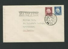 Ireland Stamps:1957 First Day Cover - Birth Centenary of John Redmond SG164 –165