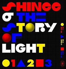 Shinee-['The Story Of Light' EP.1] 6th Album CD+Booklet+Card+Store Gift K-POP