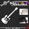 Gibson SG Guitar Custom Vinyl sticker Phone Laptop Car Window Fender Epiphone