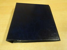 COLLECTOR'S MAP BINDER FOR 76 POSTCARDS OR 38 45T SINGLES