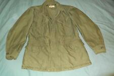Military Field Jacket Small Short Vintage M51 Korean War Reenactment Men Boys#40