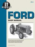 Ford Shop Manual Series 2n 8n & 9n (Paperback or Softback)