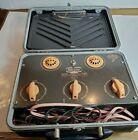 Relax-A-Cizor Vintage 1950's Model 5 Stimulation Device Quackery Quack