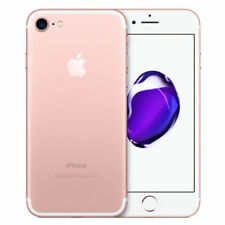 "Apple-iPhone 7- 128GB- Rose Gold- UNLOCKED ATT T-MOBILE 4.7"" 12MP GSM Smartphone"