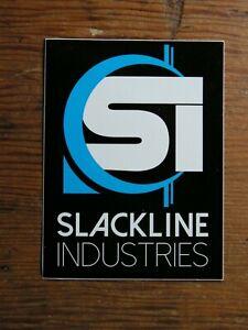 Slackline Industries Sticker Decal NEW!