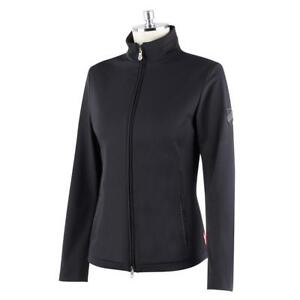 New Animo Lalom Ladies Softshell Jacket - Nero - Was £272.00