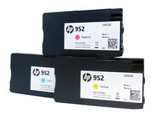 HP 952 Color 3PK NEW GENUINE Ink Cartridges For Officejet 8710 8210 8720 8730