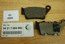 BMW F 650 GS 34217664983 Brake pads kit Genuine NEU NOS xs4909