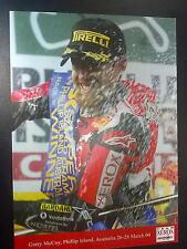 Xerox Ducati WSB Team 2004 Garry McCoy (AUS)