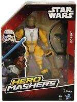 "Star Wars Hero Mashers Bossk Bounty Hunter & Blaster 6"" Figure Toy B-Grade Box"