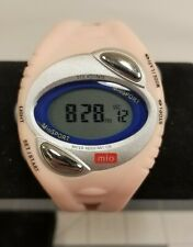 Mio Pink Classic ECG Accurate Strapless Heart Rate Monitor Women's Watch