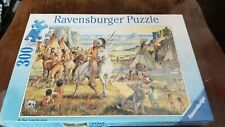 Ravensburger Puzzle 300 Piece #130573 New Sealed The Indians 1992