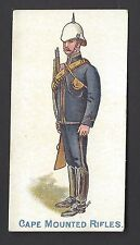 GLOAG - HOME & COLONIAL REGIMENTS - CAPE MOUNTED RIFLES