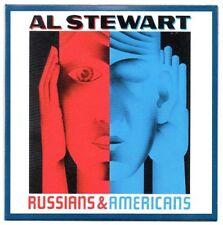*NEW* CD Album Al Stewart - Russians and Americans (Mini LP Style Card Case)