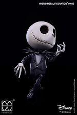 HEROCROSS Disney's - Jack Skellington - Hybrid Metal Figuration Action Figure