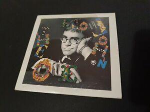 CD ELTON JOHN  SINGLE  THE ONE OZ RELEASE