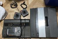 Atari Console Lot Atari 2600 Atari 5200 Atari Lynx Joysticks AS IS UNTESTED