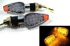 4 x Motorcycle Tiny LED Turn Signal Lights for Honda CB 600F CB 900F Hornet
