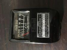 Vintage Weston Model 853 Exposure Meter