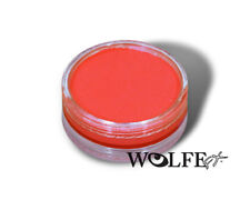 Wolfe Face Paint CORAL 45g Professional Body Paint Hydrocolor Make Up 035