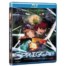 SPRIGGAN Blu-ray