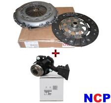 PEUGEOT CITROEN 1.6 HDI 1.6 THP 16V 2PC CLUTCH KIT WITH CLUTCH SLAVE CYLINDER