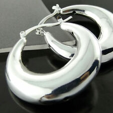 Leverback Sterling Silver Handcrafted Earrings