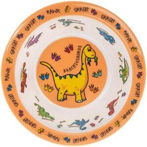 Leonardo's Little Stars Dinosaur Lunch Bowl Kids Colourful Dinnerware BPA Free