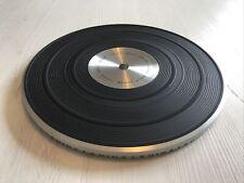 Dual CS 1249 Plattenspieler Plattenteller plate CS1249 + Slipmat kpt.