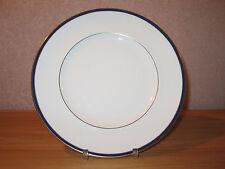 ROYAL DOULTON *NEW* OXFORD BLEU BLUE Assiette plate 26/27cm Plate