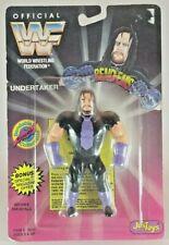 WWF WWE wrestling figure Undertaker Bend'ems