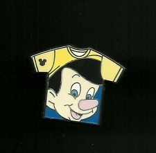 Pinocchio T-Shirt Splendid Walt Disney Pin
