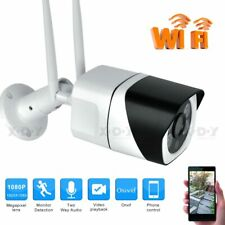 1080P Hd Wireless Wifi Ip Camera Outdoor Home Security Cctv 2 Way Audio Onvif