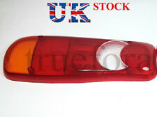 1x Rear Truck Tail Light Lens for DAF LF, CF, XF 95, XF 105 2001 onwards E9 mark