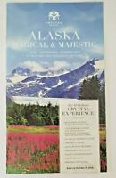 2019 Crystal Cruises ALASKA MAGICAL & MAJESTIC Travel Cruises NEW!