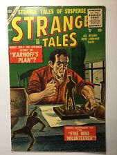 Strange Tales #39 Atlas Comics 1955