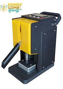 Rosin Press HoneyComb Portable + Starter Kit