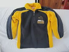 ACT BRUMBIES JACKET SIGNED SIZE 10