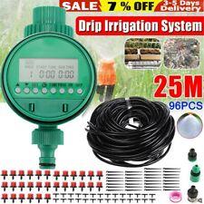 40M Micro Automatisch Bewässerungssystem Micro Bewässerung Tropfschlauch Garten