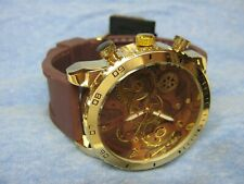 NEW - Men's Large EMPORIO Water Resistant Watch w/ New Battery