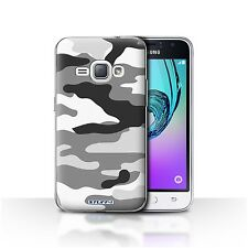 STUFF4 Phone Case for Samsung Galaxy J Smartphone/Camouflage Army Navy/Cover