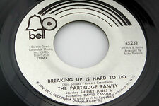 Partridge Family: Breaking Up is Hard to Do / I'm Here, You're.. [Unplayed Copy]