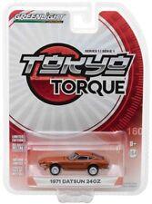 Greenlight 1971 Datsun 240Z Tokyo Torque Orange 1:64 29880-B