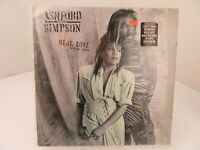 Ashford and Simpson Real Love (Shrink) LP Record Album Vinyl Hype Sticker