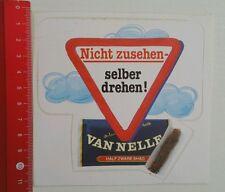 Pegatina/sticker: Van Nelle half zware Shag (18061616)