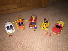 Fireman Sam Action Figures and Vehicles