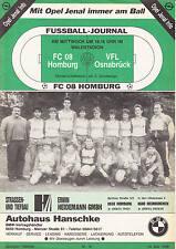 II BL 88/89 FC Homburg - VfL Osnabrück,10.05.1989