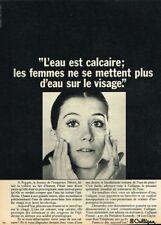Q- Publicité Advertising 1969 Adoucisseur d'eau Culligan